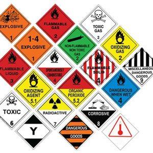 אריזות לחומרים מסוכנים