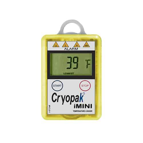 אוגר נתונים - טמפרטורה